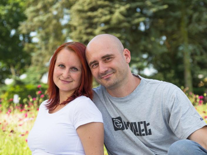 Romana a Petr